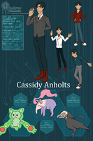 PDL: Cassidy Anholts by feelingwhimsy
