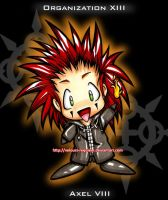 +Chibi Axel+ by Velours-Requiem