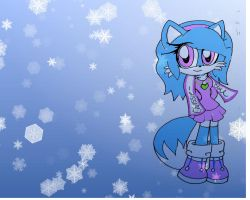 Do you like Snowflakes...? by Chrissie-Blue