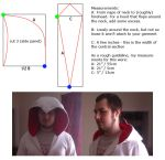 Basic Assassin's Creed hood pattern by Zelvyne