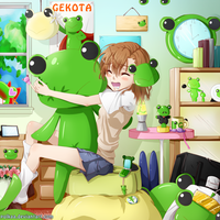 Gekota Heaven by Polkaa