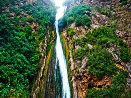 Small Waterfall by AhMeD-19