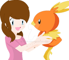 You Never Forget Your First Pokemon by luluflaire