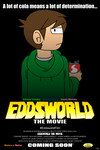 Eddsworld: The Movie - Character Poster #1 (Edd) by SuperSmash3DS
