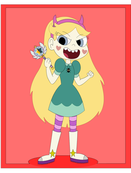Star Butterfly Season 2 by Candigato