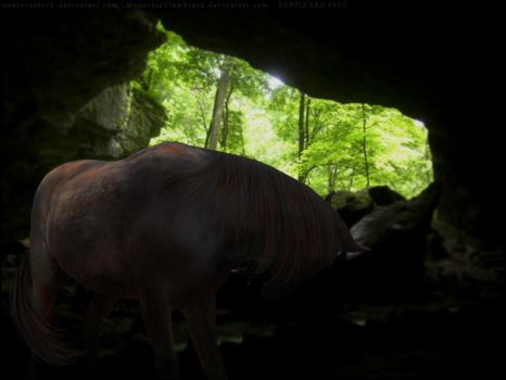Roan Cave by Soppinaro