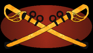 2nd Cavalry Unit Icon by GratefulReflex