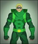 Green Arrow - Batman Unlimited - Animal Instincts by DraganD