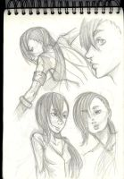 Idea for a character by 93Hotaru