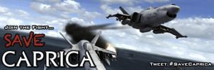 Save Caprica Banner 10 by BSG75