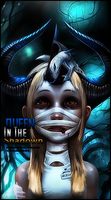 Queen In The Shadown by StormShadownGFX