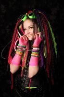 Rainbow Cyber by ViviansPhotographs
