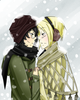 Under the snow by iondra