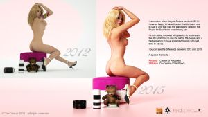 Digital Beauty Series - After 3 Years ! by Digital-Beauty-Serie