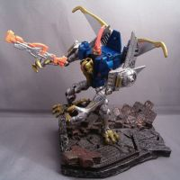Dinobot Swoop by Shinobitron