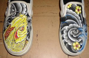 Shoes by ElTri