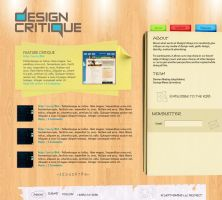 DesignCritique by paranthasis