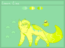 .: Lennon Lime Ref Commission :. by AlbinaReed