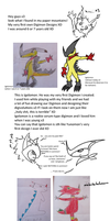 May I introduce to ya: Igelomon (ooold stuff) by ShadoDoragon