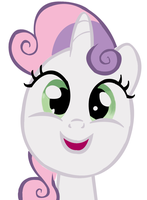 Sweetie Belle by Mr-Rarity