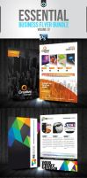 RW Business Flyers Vol 12 by Reclameworks