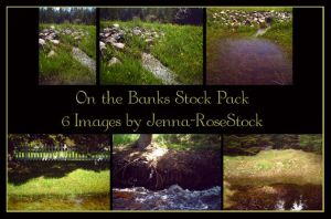 On the Banks Stock Pack by Jenna-RoseStock