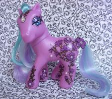 My Little Pony Lady Lotus by colorscapesart