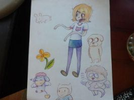 DOODLE FRIDAY. by DaRainbowGurl