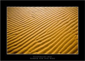 Sand Pattern by sandervandenberg