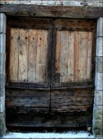 the brown door by pwlldu