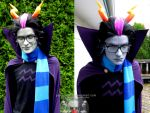 Homestuck - Eridan Ampora by PsychoNoble