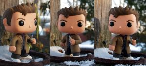 Custom Funko Pop Doctor Who by LMRourke