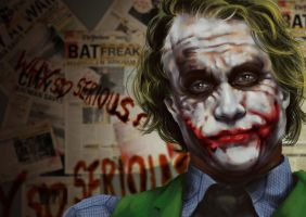 The Joker by tsugami