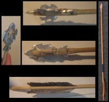 Tribal arrow, Rampage by unreal-hunter