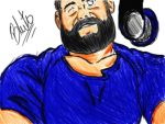 Bluto by D-Paw