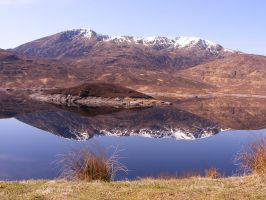 Glen Shiel by BlueAlmonds