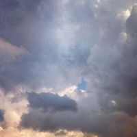 Clouds in a Jumble. by LunaPicture