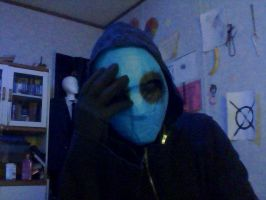 Eyeless Jack Cosplay by Vinfuric