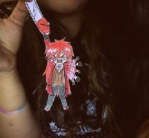 Grell ~ paper child by dookia