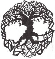 Life Tree Crest    thing by TheInkgirl