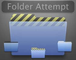Folder Attempt by FourTwoNineZero