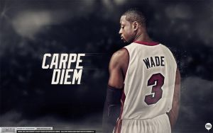 Dwyane Wade Wallpaper by Angelmaker666
