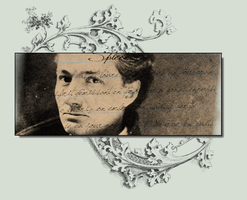 Charles Baudelaire by ButterFly-Away