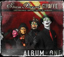 Steam Powered Giraffe Album by BunnyBennett