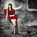 In Red by soulofautumn87