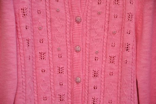 pink textil by rainbows-stock