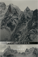 Mountains pack 3 by YsaeddaStock