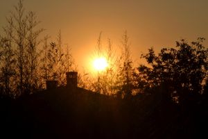 The sun will set for you by Gaia96Bennoda