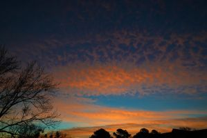 Morning Sky 1-5-13 by Tailgun2009