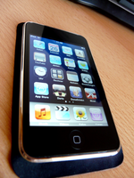 Ipod Touch by DaBanch